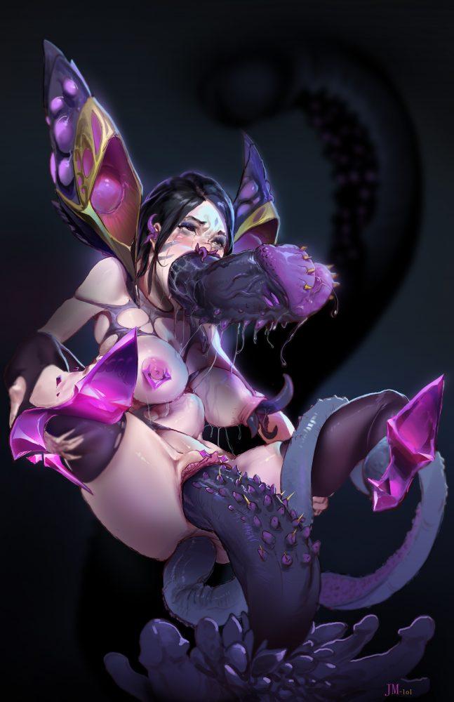 虚空之婊-卡莎 (Kai'Sa, Whore of the Void)